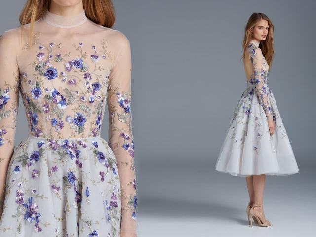 Модні короткі сукні вечірні, коктейльні, на випускний на Ламода: огляд, каталог, ціна, відгуки, фото. Ламода — коротке плаття спереду і довге ззаду: як замовити на випускний?