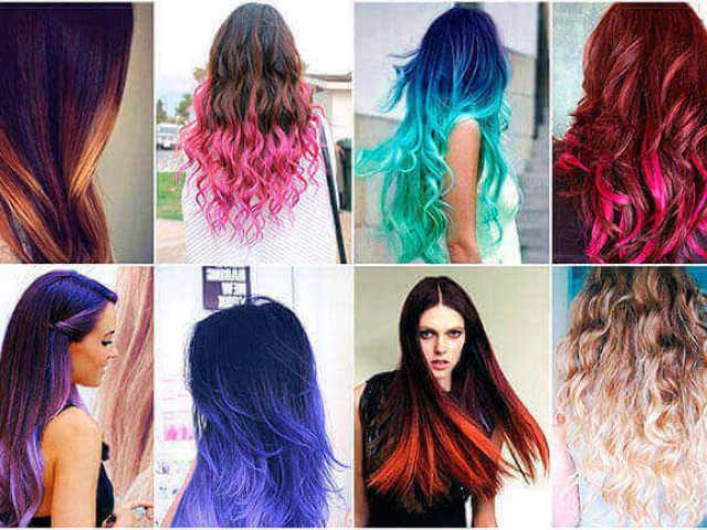 Чим пофарбувати волосся? Чим можна пофарбувати волосся підліткам і дітям? Як пофарбувати волосся без фарби: народні рецепти