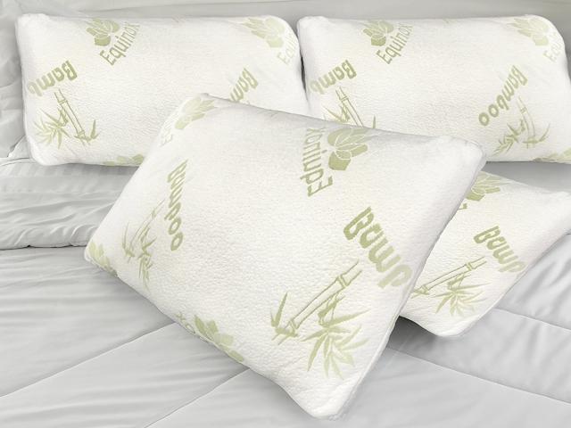 Подушки з бамбука: переваги, плюси і мінуси. З яким наповнювачем краще купувати подушку: порівняння найпопулярніших наповнювачів. Який наповнювач для подушки краще вибрати: поради