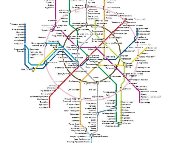 """Схема метро Москви: як розрахувати час в дорозі за маршрутом? Як скачати додаток """" Яндекс.Метро з часом проїзду на телефон, як користуватися інтерактивною картою?"""