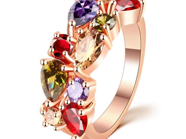 Як вибрати і купити золоте кільце жіноче та чоловіче з діамантом на Алиэкспресс з червоного, жовтого і білого золота? Золоті кільця на Алиэкспресс весільні, з камінням: каталог, ціна, фото