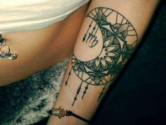 Астрологічні татуювання: які малюнки і де можна наносити, враховуючи свій знак зодіаку?