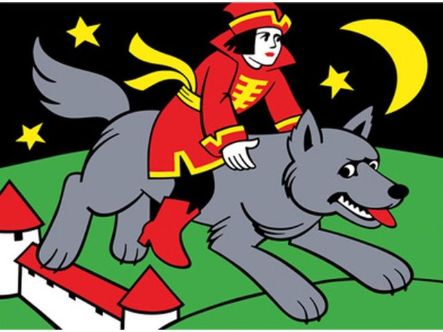 """Як намалювати Івана Царевича з казки """" Царівна Жаба? Як намалювати Івана Царевича та Сірого вовка?"""