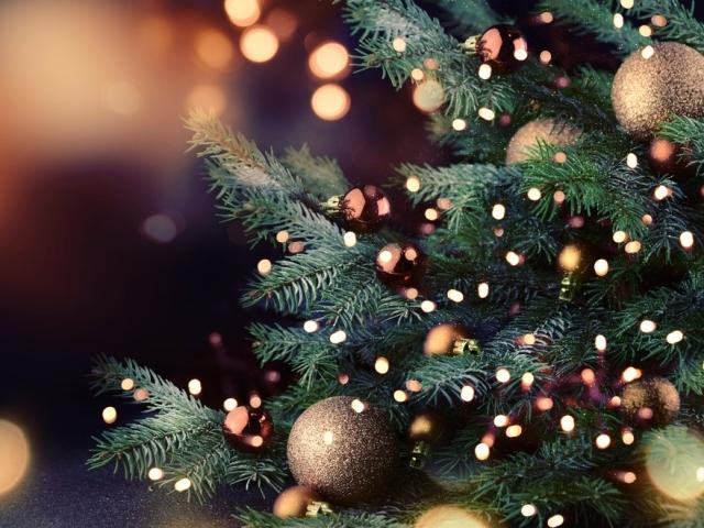 Як модно, стильно і красиво нарядити живу новорічну ялинку: ідеї, гарні образи, фото. В яких кольорах модно оформляти ялинку до Нового року і Різдва? Як повинна виглядати модний новорічна ялинка: фото самих модних і красивих новорічних дизайнерських ялино