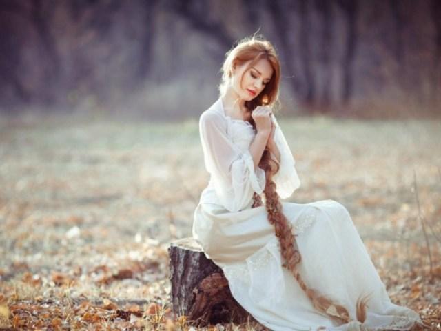 Коса як оберіг — плетіння коси-оберега. Обережное косоплетение з ниток