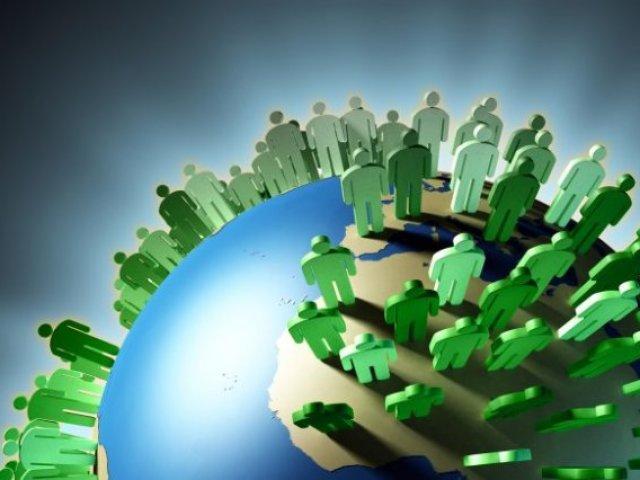 Скільки людей на планеті Земля зараз: чисельність населення на Землі
