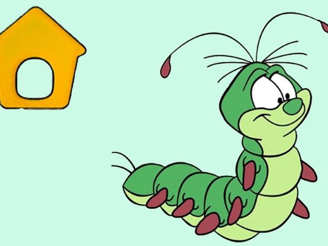 Як намалювати гусеницю олівцем поетапно для початківців і дітей: покрокова інструкція. Як намалювати мультяшну гусеницю, її обличчя?