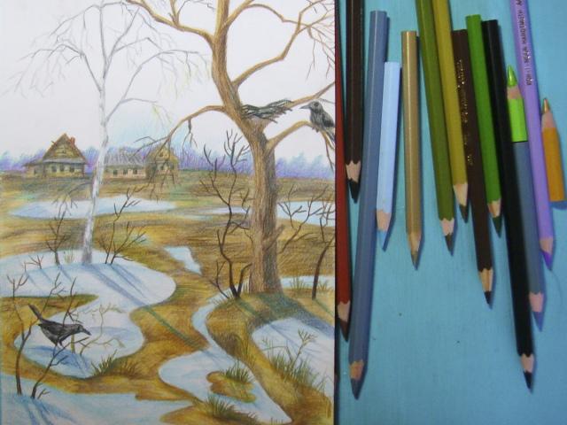 Як намалювати весну олівцем поетапно для початківців і дітей? Як намалювати дівчину-весну олівцем для дітей поетапно?