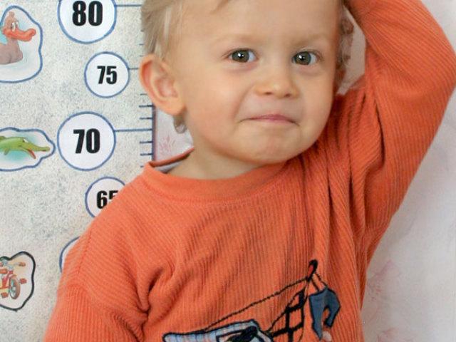 Діти високого зросту. Таблиця зросту і ваги у дітей. Формула зростання