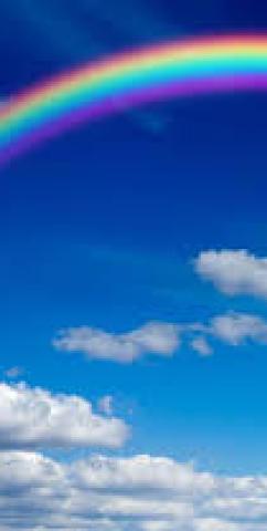 Сонник – бачити веселку у сні: значення сну. До чого сниться веселка кольорова на небі вдень, темному небі вночі, подвійна, потрійна, кругла, місячна, взимку, над полем, морем, обіймати веселку, бігати по веселці, показувати хлопцеві веселку, багато весел