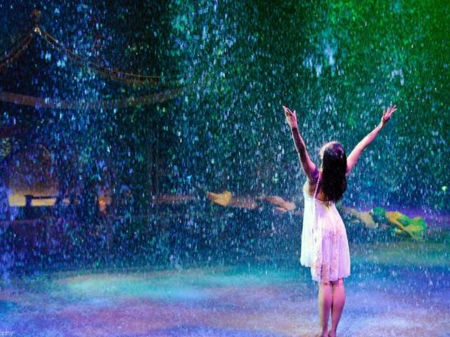 Сонник – бачити в сні дощ. До чого сниться потрапити, промокнути, стояти, гуляти, бігати, йти з парасолькою під сильним дощем дрібним, вогненним, проливним, метеоритним, чорним, річним, з громом і блискавкою, жінці: тлумачення сну