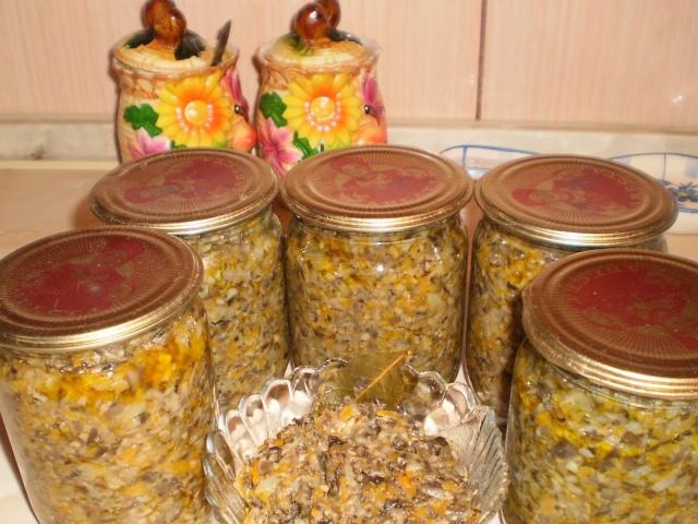 Ікра грибна на зиму з опеньків: найкращі рецепти приготування. Смачні рецепти грибної ікри з опеньків з часником, морквою і цибулею, помідорами, з маринованих, заморожені, сушені, варені, ніжок, опеньків на зиму