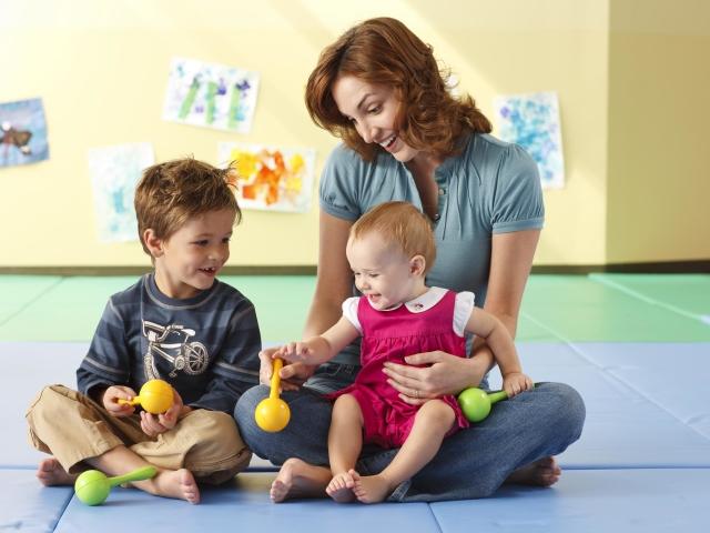 Музичний розвиток і виховання дітей: музично-естетичне, ритмічне і розвиток слуху