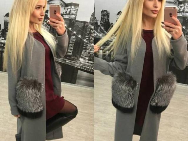 Новий тренд, моди – жіноче пальто з хутряними кишенями: фасони, кольори. 30 фото. Як придбати модне пальто з хутряними кишенями в інтернет магазині Ламода, Вайлдберриз, Алиэкспресс: посилання на каталоги