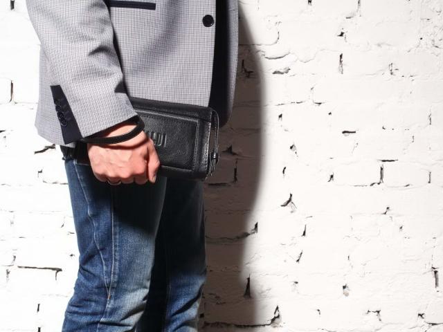 Як замовити та купити чоловічий клатч з натуральної шкіри в інтернет магазині Алиэкспресс | Aliexpress? Як правильно носити чоловічий клатч?