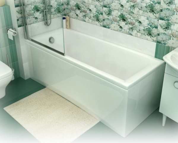 Акрилові ванни — як доглядати? Чим мити акрилову ванну в домашніх умовах?