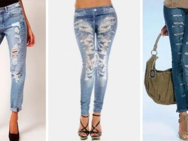 Як відбілити, освітлити джинси своїми руками: способи. Як зробити джинси з ефектом омбре самостійно?