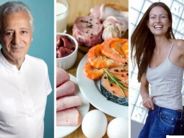 Дієта Аткінса: меню на тиждень, на місяць, на кожен день. Повна таблиця вуглеводів і продуктів для дієти Аткінса