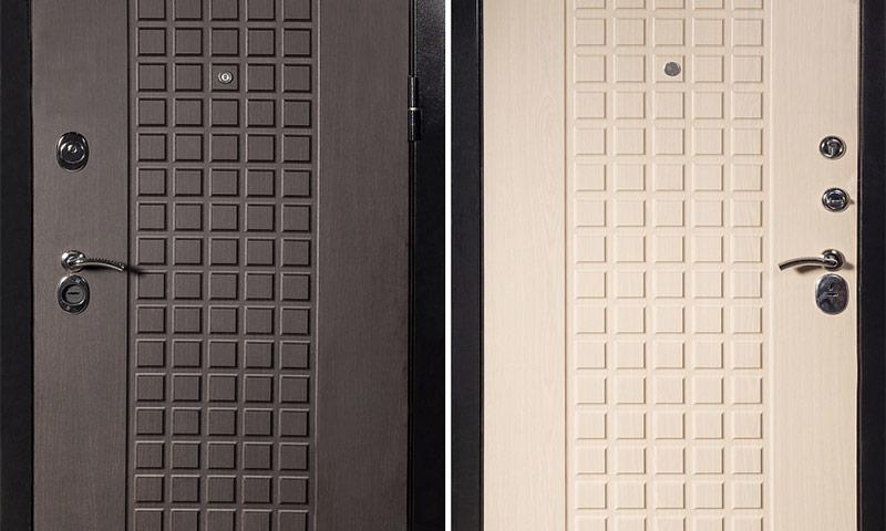 Як оббити вхідні дерев'яну або металеву двері дермантином, винилискожей своїми руками: ідеї, поради, правила. Красива обшивка вхідних дверей дермантином, винилискожей: фото