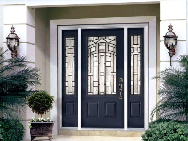 Вхідні двері в квартиру, приватний будинок, котедж, будинок школи: як правильно повинна відкриватися — назовні або всередину? В яку сторону повинні відкриватися вхідні двері?