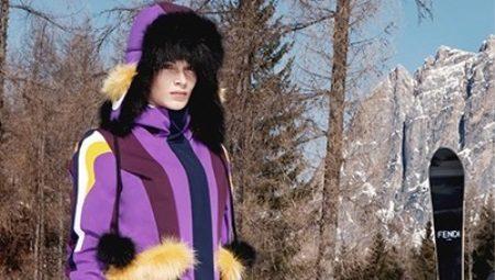 Зимові спортивні костюми