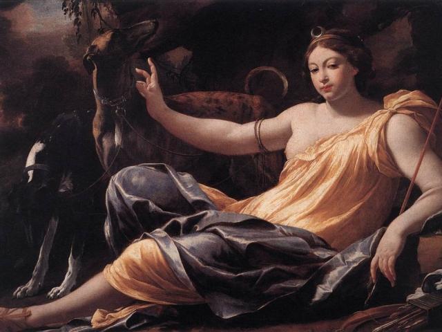 Давньогрецька богиня квітів, весни і юності: як звати, як виглядає, легенда