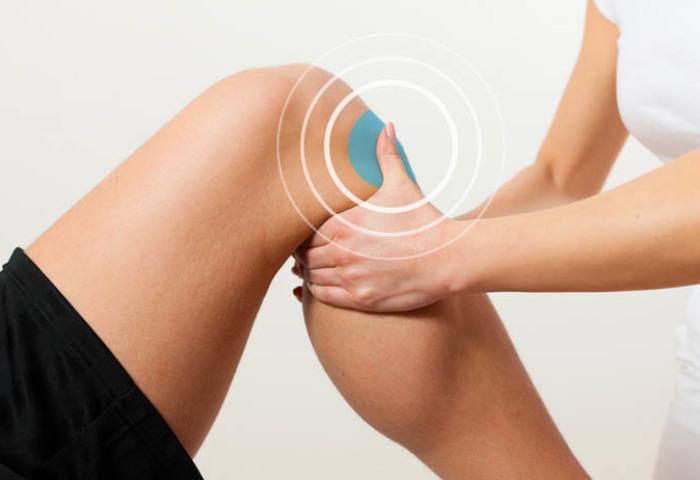 Розтягнення зв'язок колінного суглоба: медикаментозне і народне лікування