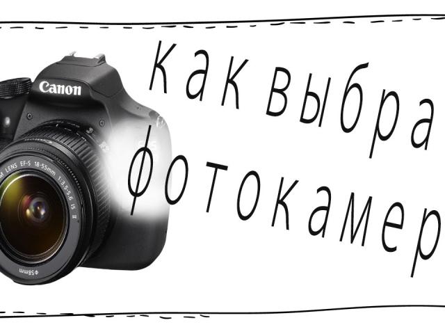 Які існують види фотоапаратів? Для яких цілей можна вибрати фотоапарат? Фотоапарат: який краще купити за хорошою ціною?