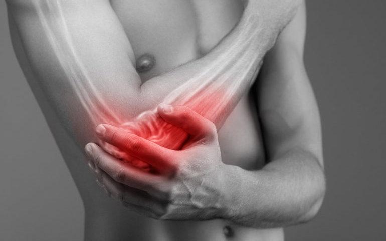 Епікондиліт ліктьового суглоба: причини, симптоми, лікування медикаментозне і народними засобами
