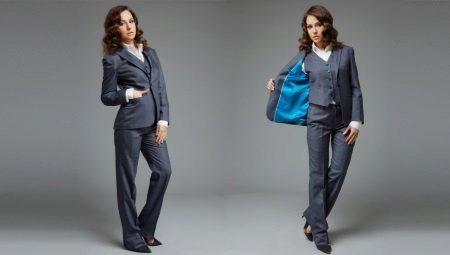 Жіночий костюм трійка