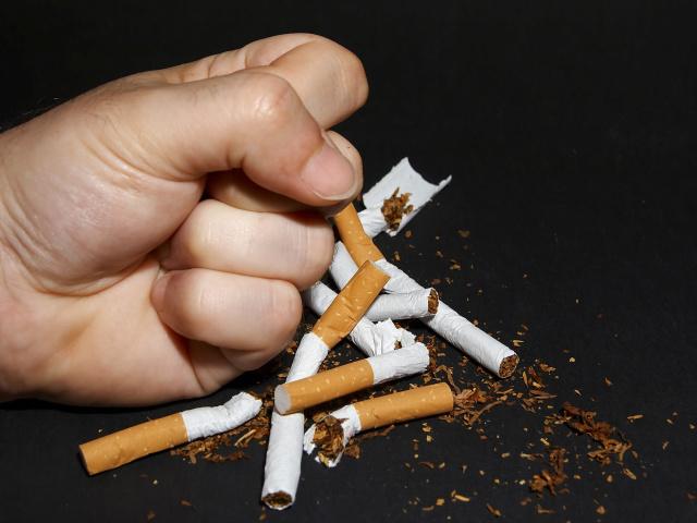 Що буде, якщо покурити цигарку 1 раз, 2, 3 рази, покурити чай?