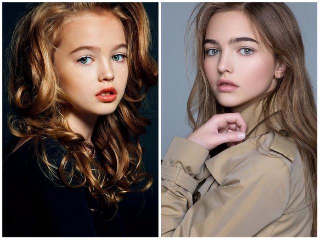 Найкрасивіші юні моделі Росії: топ-10