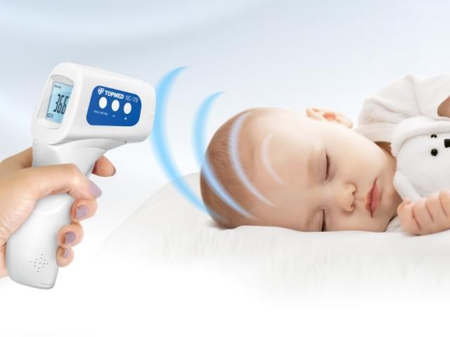Електронний, безконтактний термометр: опис, переваги, недоліки, особливості. Який градусник краще вибрати для новонародженого?