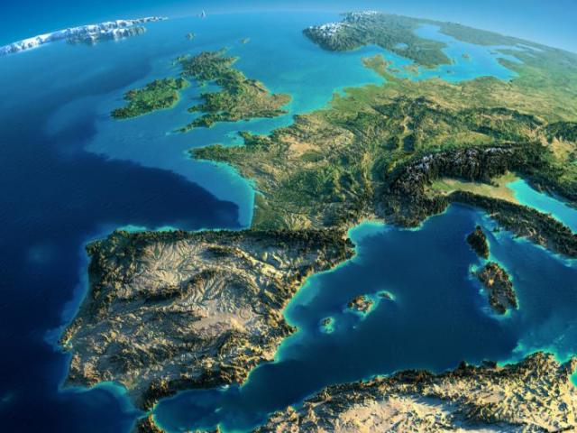 Скільки всього континентів на Землі, в світі: список з назвами, площею. Який найбільший континент на земній кулі і яка його площа? Континент і материк: в чому різниця?