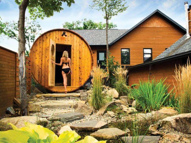 Чим відрізняється лазня від сауни: порівняння, різниця. Лазня або сауна: що краще побудувати в будинку?