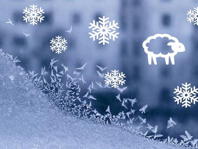 Витинанки на вікна на Новий 2019-2020 рік з паперу – замети, будинки, візерунки, бурульки, Снігуронька, Дід Мороз на санях з оленями, сніговики, Снігова Королева, Маша і Ведмідь, сюжетні, об'ємні, персонажі казок: схеми, шаблони для вирізання роздрукувати