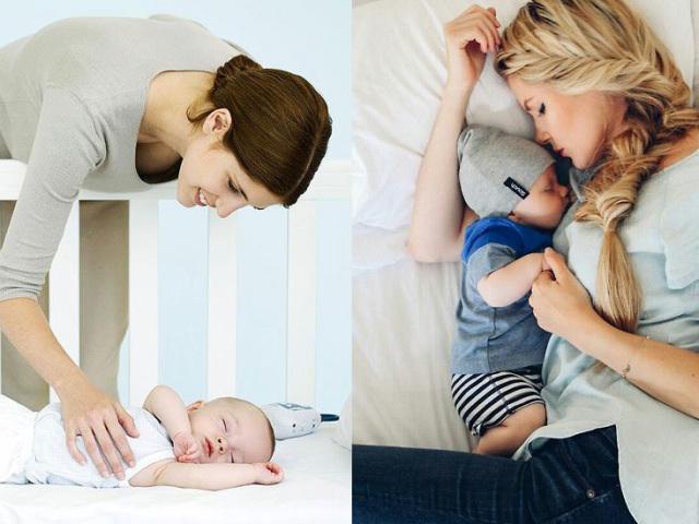 Як відучити дитину від заколисування на руках, в ліжечку при засипанні? Коли не можна відучувати дитини від заколисування на руках?
