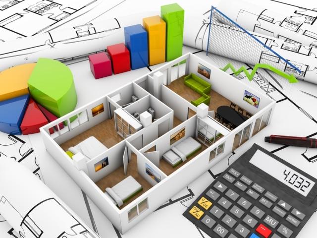 Як порахувати площу квартири, будинки, кімнати у квадратних метрах для розрахунку кількості шпалер: формула, метод розрахунку стелі, стін, підлоги. Як правильно міряти стіни, стеля? Як вирахувати площу трапеції, приміщення трикутної форми в квадратних мет