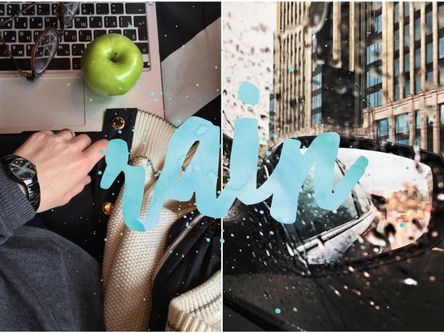 Чим зайнятися на вулиці одному в дощовий день? Чим зайнятися в дощ будинку?