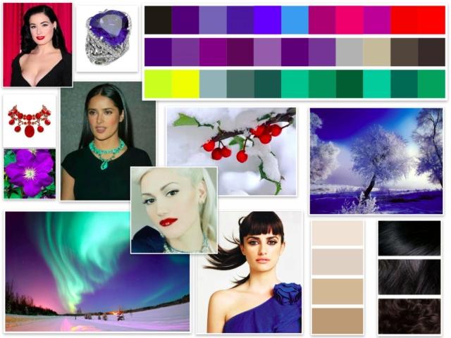 Як правильно підібрати відтінок волосся за кольоротипом особи: образ типу «Зима», «Літо», «Весна», «Осінь» — на які кольори звернути увагу при фарбуванні волосся та підборі речей у гардеробі? Відомі представниці 4 цветотипов