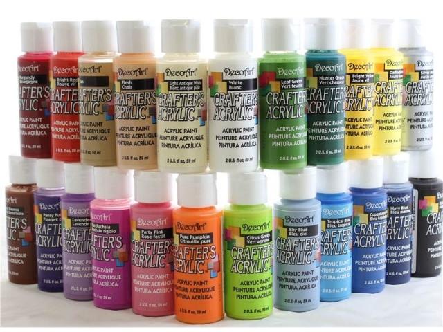Акрилова фарба: переваги. Що робити, якщо акрилова фарба засохла? Чим розбавити акрилову фарбу: способи