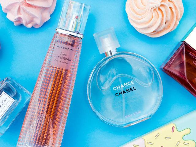 Відомі, популярні жіночі літні парфуми, парфумерія: назви, бренди