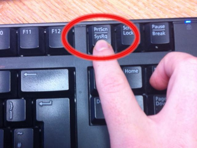Як зробити скрін екрану на ноутбуці: способи. Програми для створення скріншотів для ноутбука: огляд