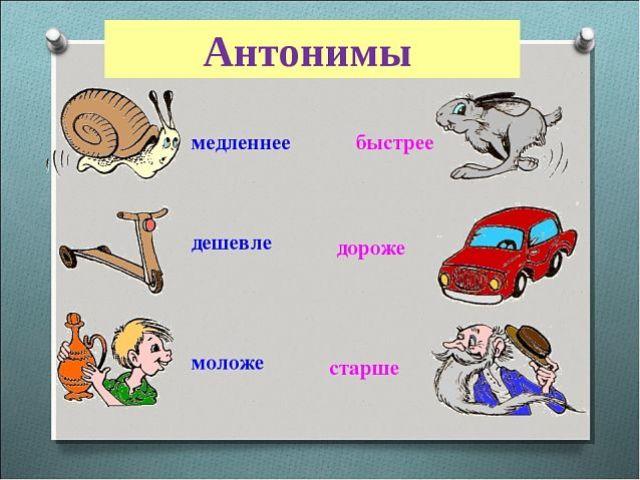Що таке антоніми в українській мові і що вони означають? Дієслова, прикметники, прислівники, іменники, слова-антоніми: приклади