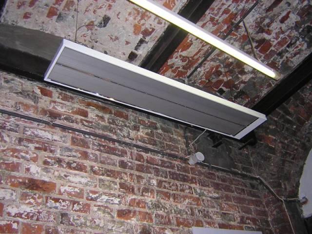 Інфрачервоні обігрівачі з терморегулятором для дачі: види, переваги, особливості вибору. Обігрівачі стельові з терморегулятором