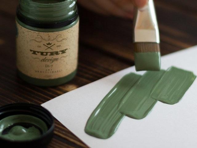 Як отримати темно-зелений колір шляхом змішування фарб?