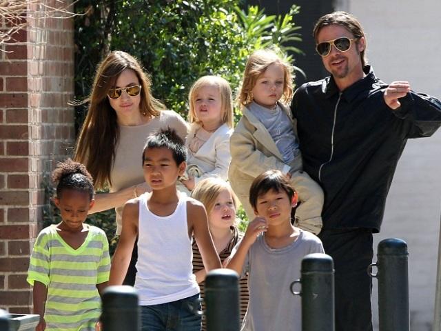 Як зараз виглядають діти Анджеліни Джолі і Бреда Пітта: цікаві факти, фото