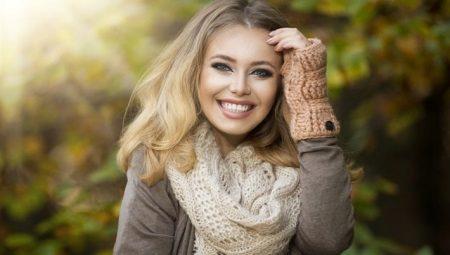 Жіночі шарфи