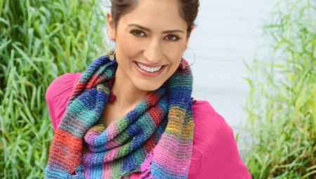 Французький шарф-хустка