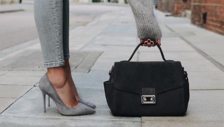 Чорні жіночі сумки